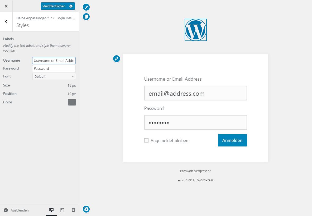 Atemberaubend Erstellen Sie Eine Neue Vorlage Wordpress Ideen ...