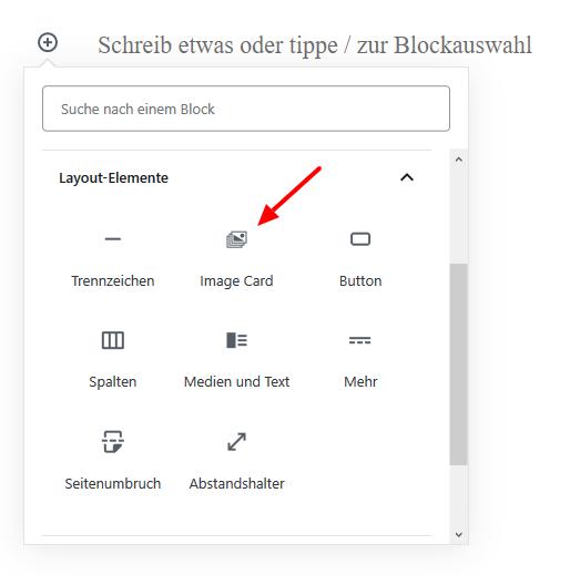 Block Inserter